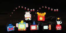 Yujin Mickey Pool Dumbo DONLAD Minnie cosplay appliances strap figure gashapon