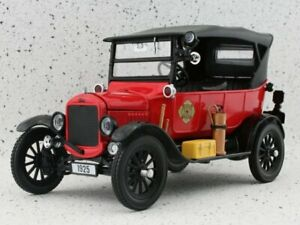 FORD Model T Touring - 1925 - Fire Chief - Sun Star 1:24