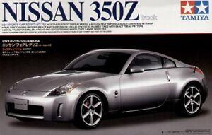 TAMIYA-1-24-NISSAN-350z-Vias-Desempeno-Edicion-24254