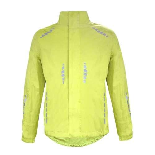 Donnay Herren Reflektierend Jacke Trainingsjacke Laufjacke Reflektoren
