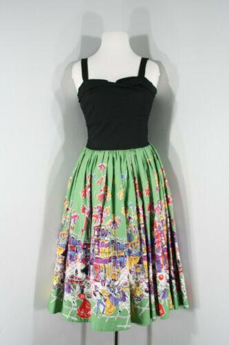 Trashy Diva Carnival Trixie Dress, Size M