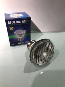 Bulbrite Fmw E26 35 Watt 120 Volt Halogen Mr16 Lensed