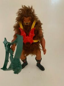 Vintage-Mattel-Masters-of-the-Universe-He-man-GRIZZLOR-Horde