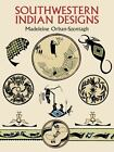 Dover Pictorial Archive: Southwestern Indian Designs by Madeleine Orban-Szontagh (1992, Paperback)