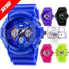 SKMEI Dual Chrono Flash LED Digital Sports Watch Stopwatch Alarm NEW ~tokyo168