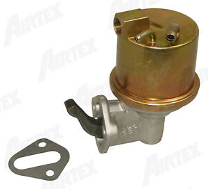 4BBL Airtex 6523 Mechanical Fuel Pump-CARB