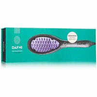 Dafni Automatic Brush Hair Straightener Uk/eu Ver. Same As Qvc Genuine Original