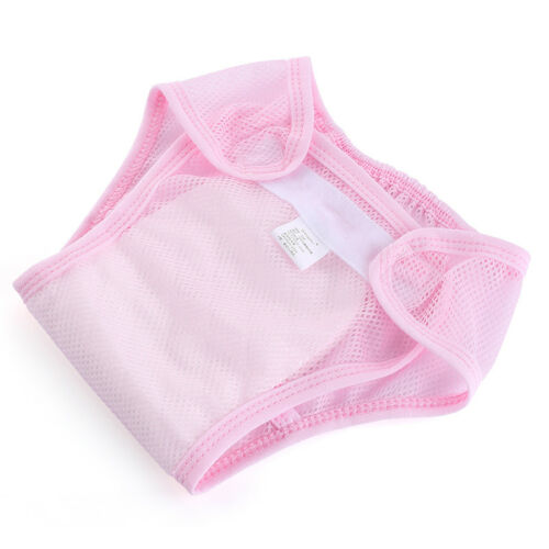 Infant Baby Diapers Reusable Nappies Cloth Diaper Washable Mesh Pocket Nappy Hot