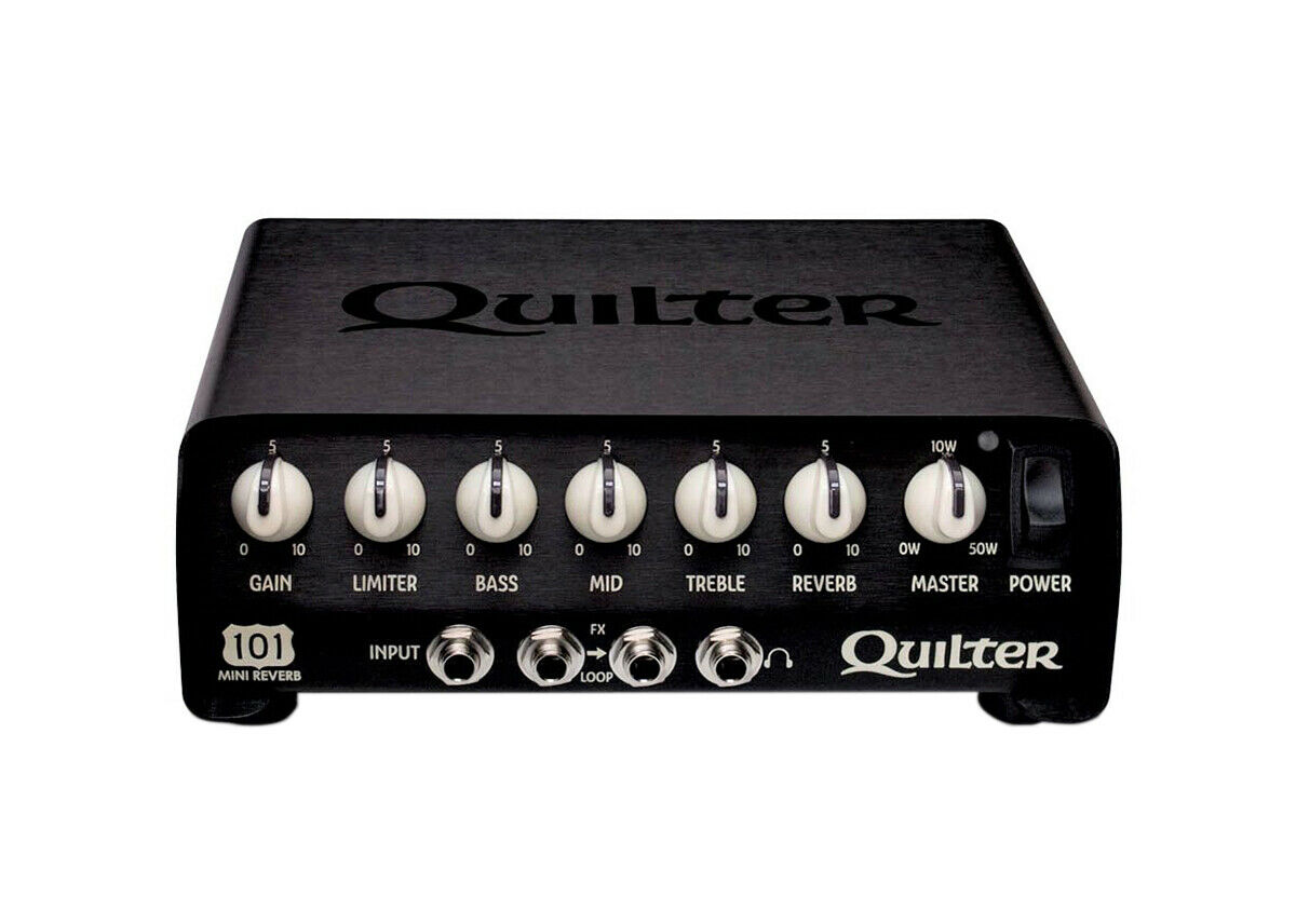 Quilter 101 Reverb 50W Mini Amp Head. Buy it now for 328.60