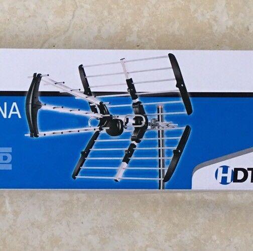 HD-230A moormarketplacenj LAVA HDTV Yagi Outdoor TV Antenna 70 Mile UHF (HD-230A)