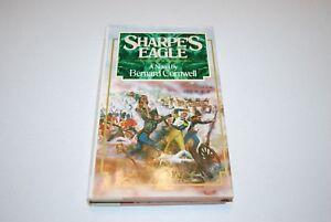 SHARPE-039-S-EAGLE-Bernard-Cornwell-1ST-US-1st-In-Richard-Sharpe-Series-1981