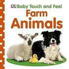 Farm Animals by DK Publishing (Dorling Kindersley) (Board book, 2011)
