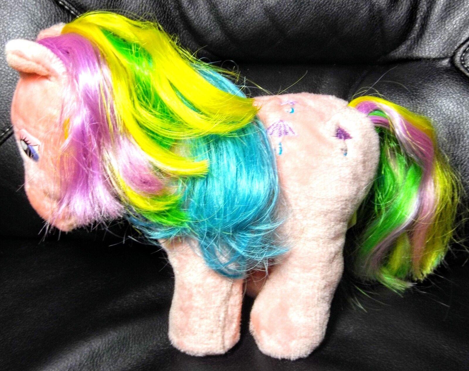 MLP My My MLP Little Pony Parasol G1 1984 Plush Softies Korea K-89 10