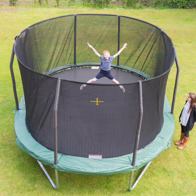 Air Bounder Trampoline Combo Package - 6ft,8ft,10ft,12ft,14ft