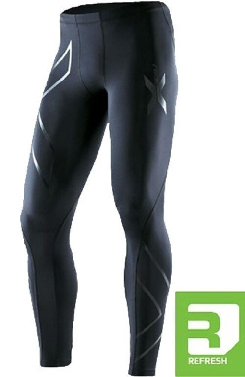 2XU Men's  Refresh Recovery Compression Tight - 2017  discount promotions