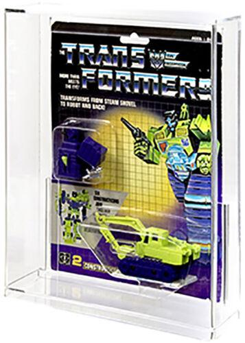 Transformers Constructicon Acrylic Display Case