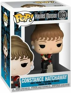 Disney Haunted Mansion Constance Hatchaway #803 Common Funko Pop
