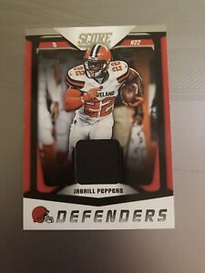 jabrill peppers cleveland browns jersey