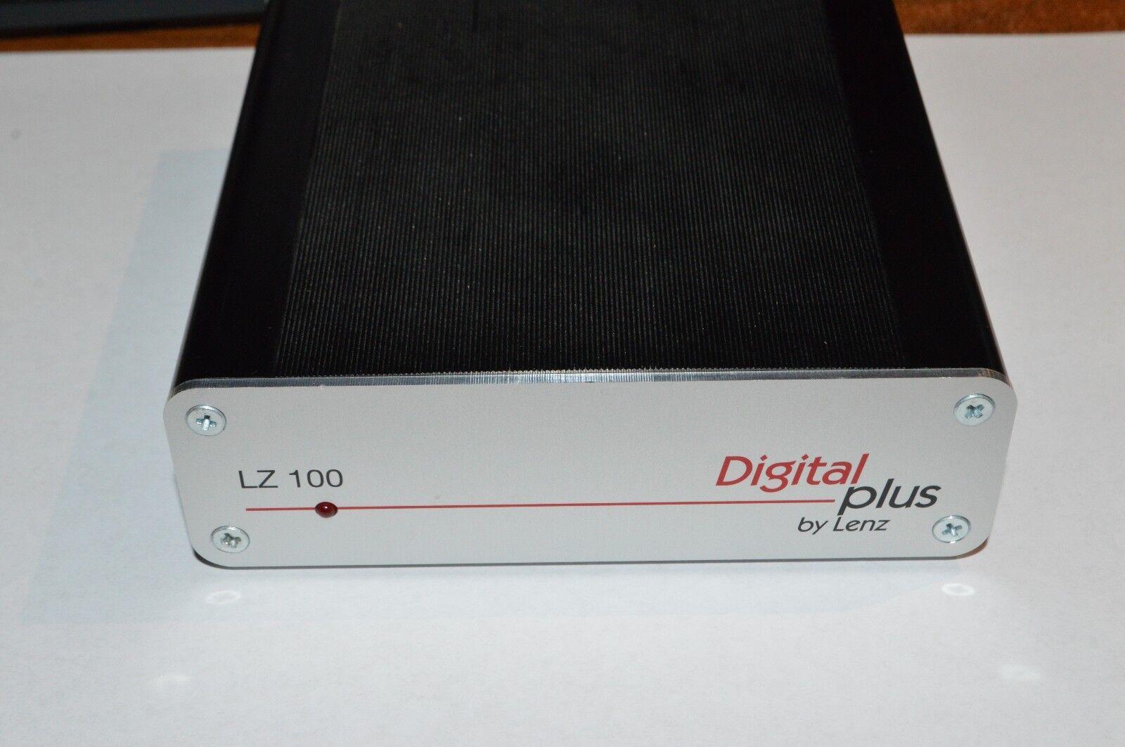 Lenz  LZ100 DCC Comuomod Station version 3.2  vendita scontata