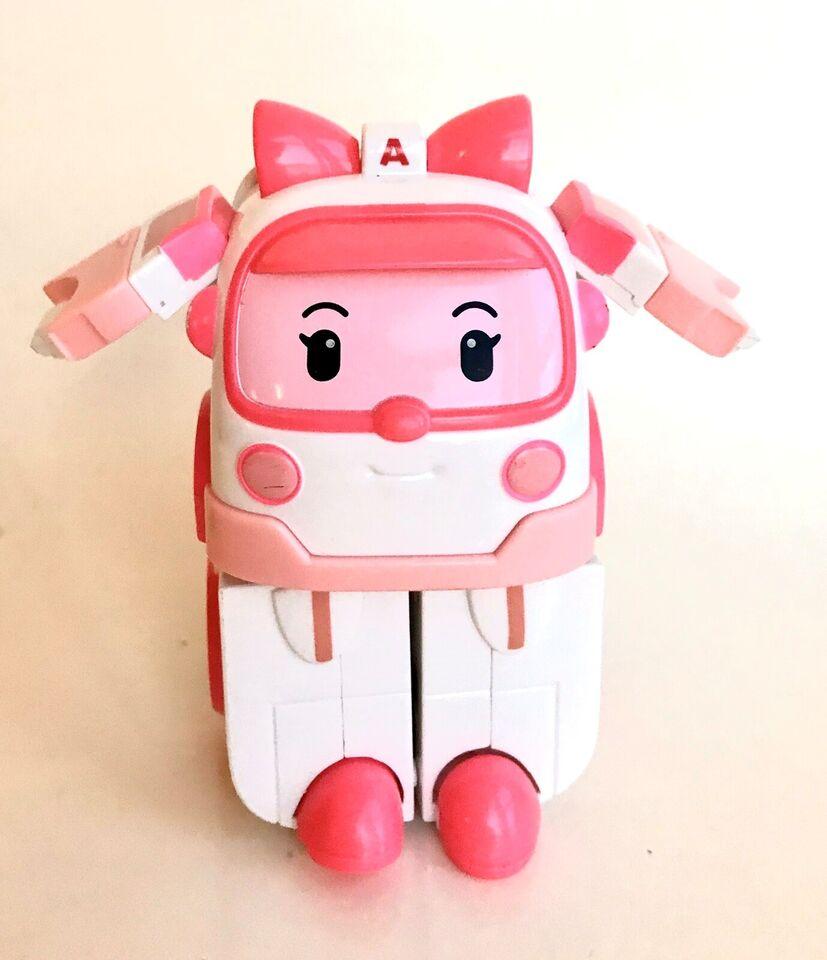 Blandet legetøj, Robocar Poli ambulancen