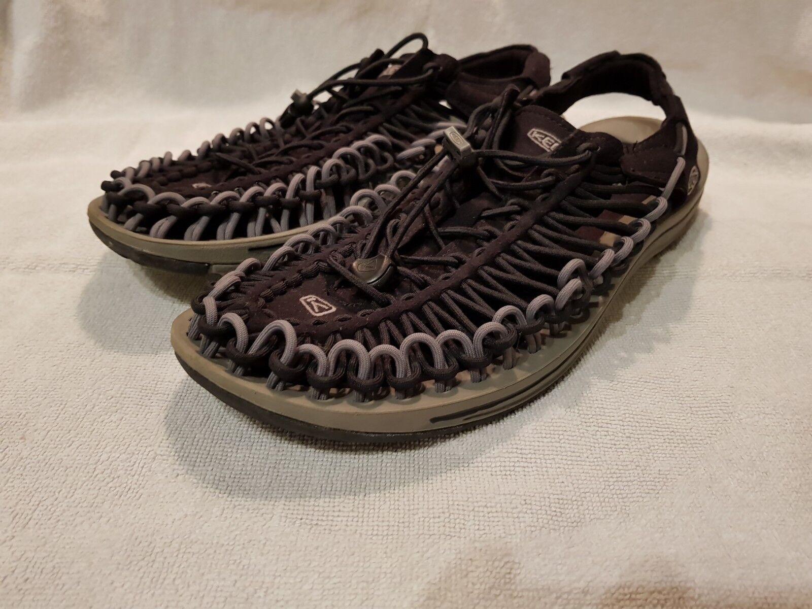 KEEN UNEEK Herren Schuhe Sandale Outdoorsandale Gr. 44,5   US 11   UK 10   CM 29