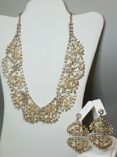 Vintage ARNOLD SCAASI Haute Couture BLING Runway … - image 1