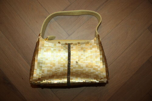 Evening paillettes Nice So Rare bag Gold EaxqIEr