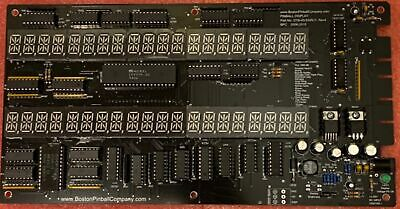 40 Digit LED Display for Gottlieb Pinball Machine System 80B MA644 Monte Carlo