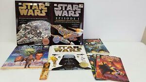 Star-Wars-Collection-Books-Magazines-Dark-Horse-Comics-Lot