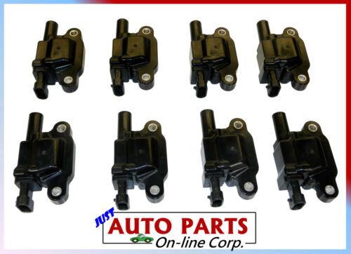 8 IGNITION COILS PONTIAC GRAND PRIX 05-08 GTO /& G8 V8 5.3L 6.0L 6.2L SAAB 9-7X