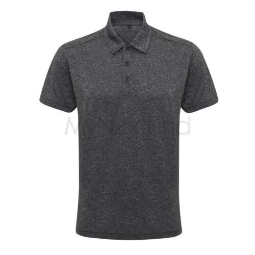 TriDri Sports Activewear Panelled Polo