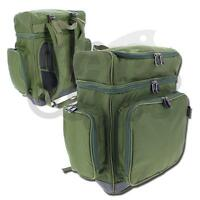 Ngt Fishing Camping 50l Xpr Multi Compartment Waterproof Rucksack Tackle Bag