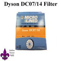 Dyson Dc07, 14 Hepa Post Filter - Replacement Dyson Part 923480-01