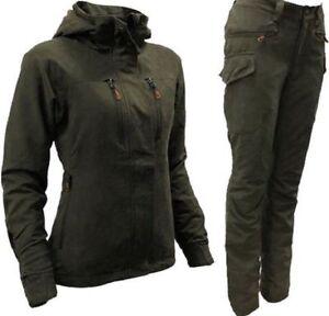 6d94b0b085b9 Image is loading Game-Ladies-Elise-Hunting-Shooting-Womens-Jacket-Trouser-