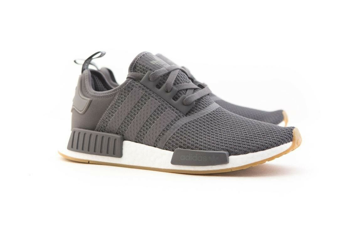 B42199 Adidas Men NMD R1 grau grau five core schwarz