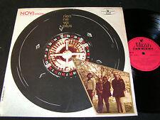 NOVI SINGERS Rien Ne Va Plus / Polish LP 1973 MUZA LP SXL 1009