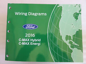 2016 Ford C-Max Hybrid Energi Service Manual Electrical ...