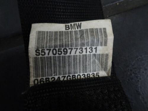 BMW 5er E60 Limousine Obergurt hinten mitte Sicherheitgurt Gurt 7059773