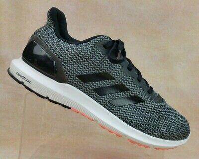 Adidas Ortholite Cloudfoam Black/Gray Running Shoes CQ1714 Women's 10.5 | eBay