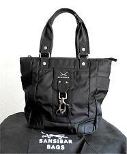 Sansibar Sylt Shopper bag colour nero neue Farben