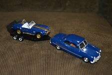 The Eastwood Company ERTL 1949 Ford Coupe & Shelby 427 Cobra w/Trailer 1/43 Scal