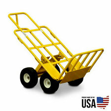 Commercial Hand Truck Dolly Multi Mover 67243 750 Lb Capacity 2 Position Cart