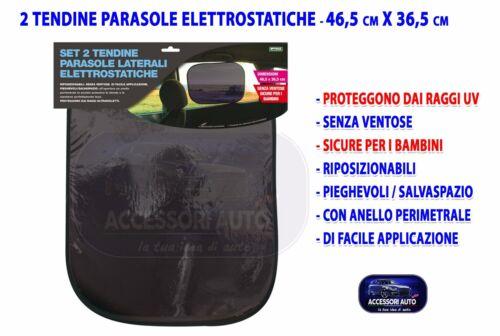 Tendine parasole TIGUAN per auto 2 adesive da sole laterali Anti UV laterali