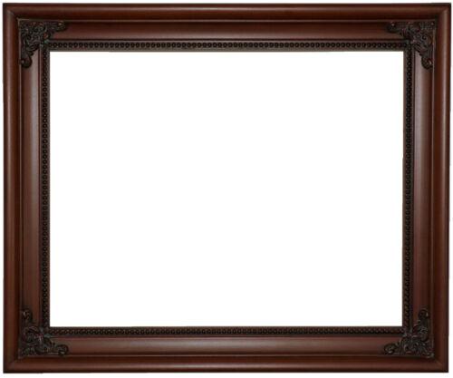 Peale Portrait of George Washington 1854 Wood Framed Canvas Print Repro 11x14