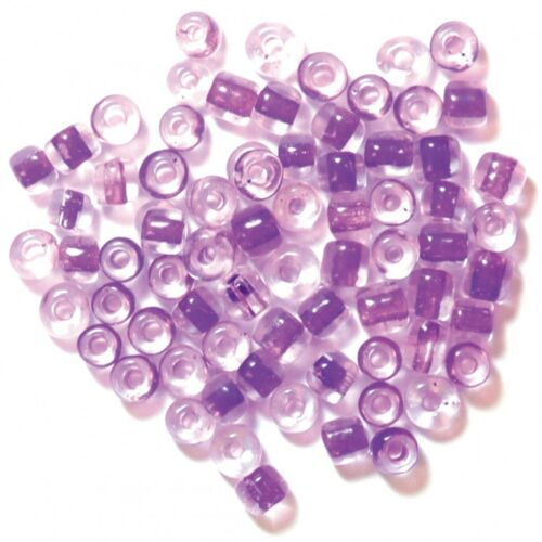 CF01\3000-M Craft Factory Glass E Seed Beads per pack