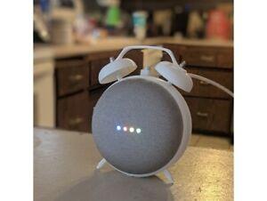 google home nest mini support reveil