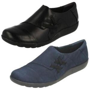 Clarks Mujer Cierres Zapatos Elegante Cierres Zapatos Mujer Elegante Sin Clarks Sin RdxTqf