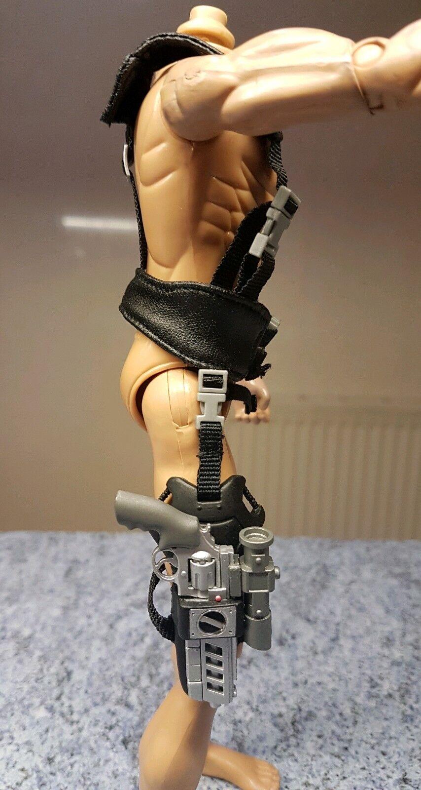 1 6 scale BBI CY COM Colossus 's Magnum Revolver hand gun weaponfor 12  figure