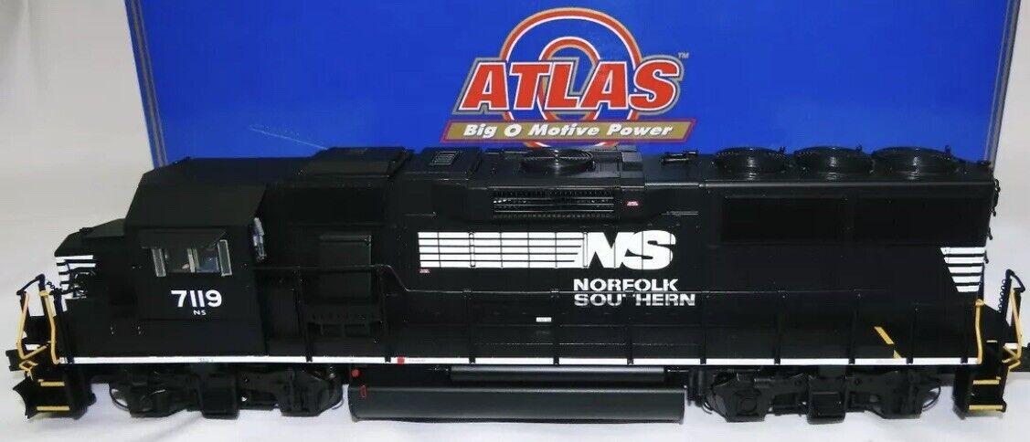 ATLAS Otmcc Norfolk Southern GP60 motore diesel per Lionel MTH Treni o scale NS