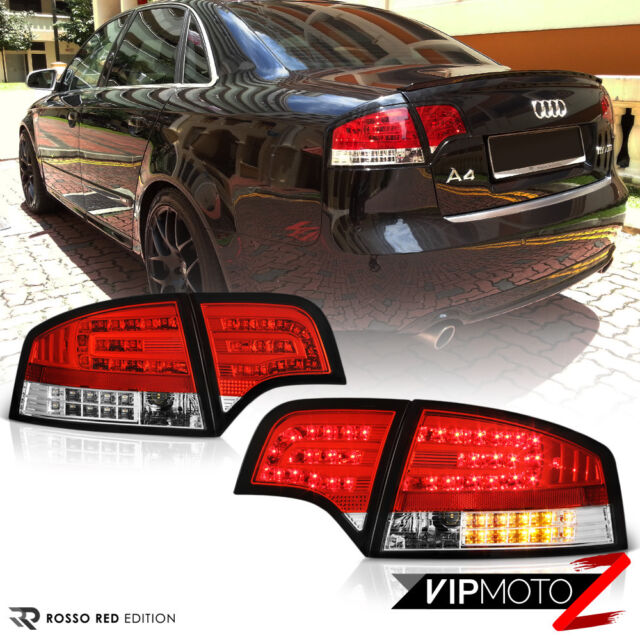 Audi A4 B7 Tail Lights